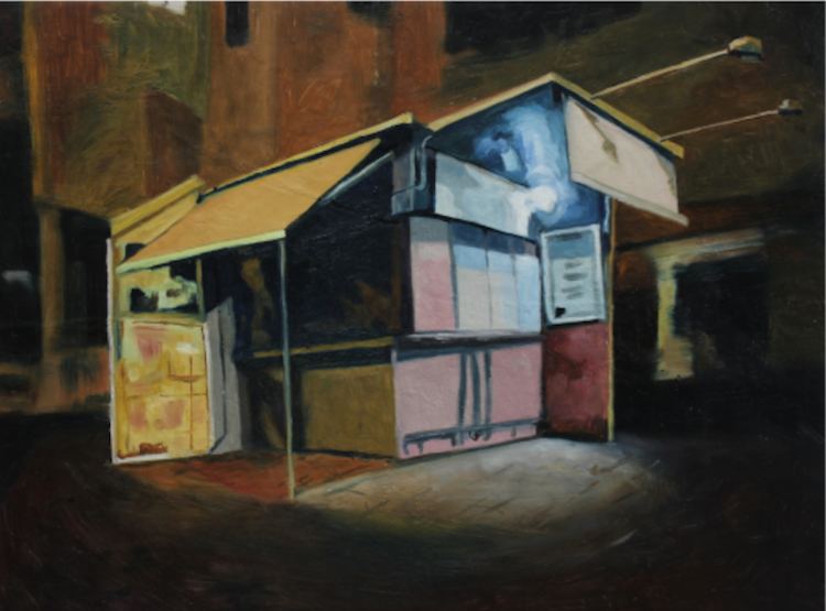 © Martinho Costa   Baixas Frequências   exposición 2016   Galería Silvestre   Arte a un Click   A1CExpos