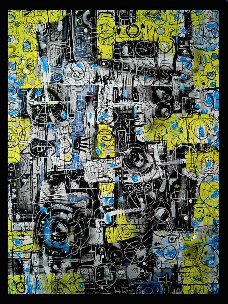 © David Vaamonde | Juca Claret | Room Art Fair | entrevista | Ferias 2016 | Arte a un Click | A1CFerias