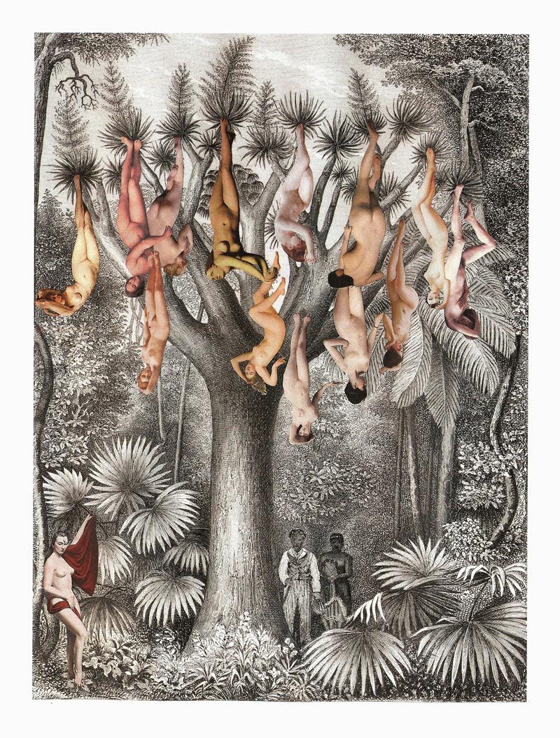 © Lynn Skordal | collage | arte a un click | A1CArtes
