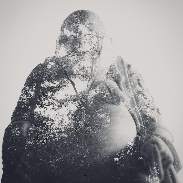 © Dan Mountford | fotografía | doble exposición analógica | Arte a un Click | A1CGaleria