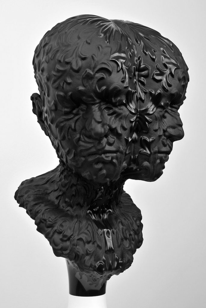 © Barry X Ball | escultura | escultura 3D | Arte a un Click |A1CGalería