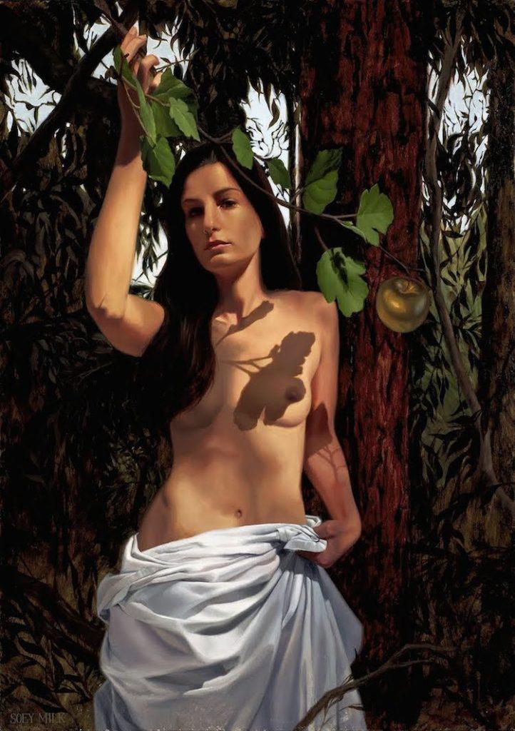 © Soey Milk | pintura | realismo | Arte a un Click | A1CGalería