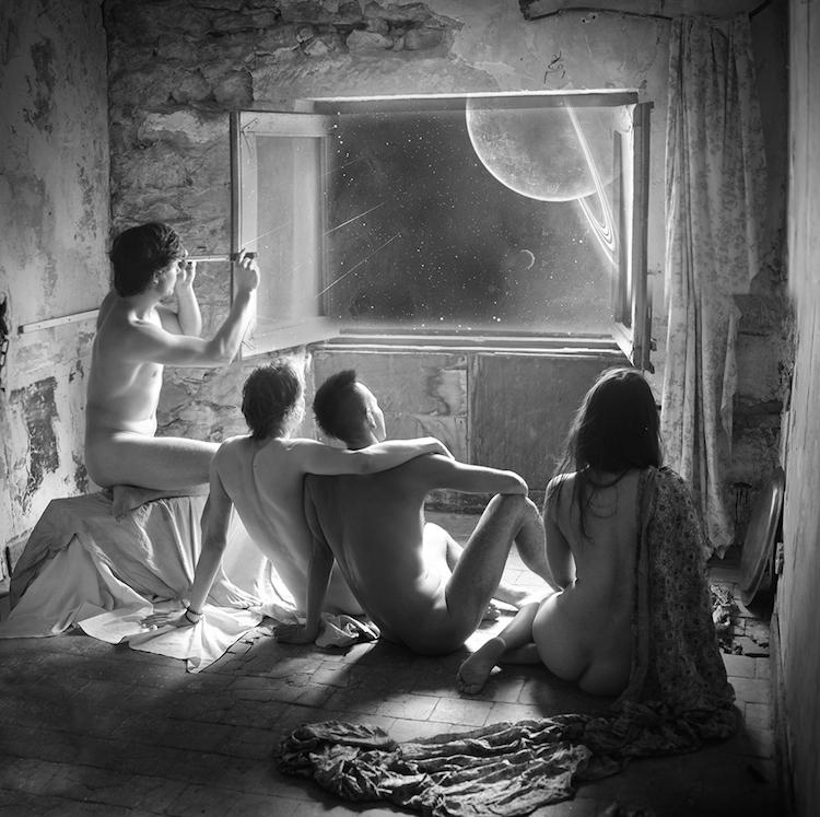 © Alina Nor | fotografía | blanco y negro | Arte a un Click |A1CGalería