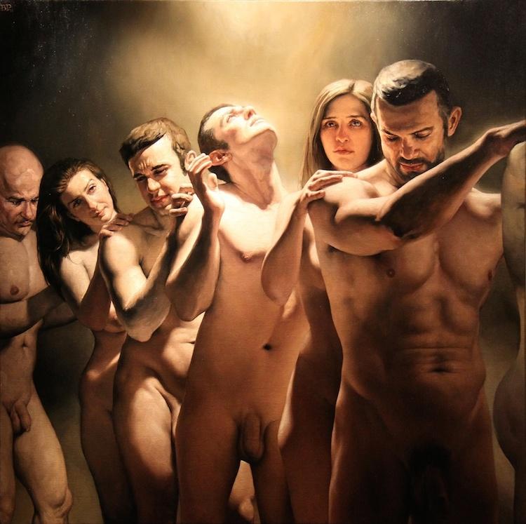 © Carlos Barahona Possollo | pintura | realismo | Arte a un click | A1CArtes
