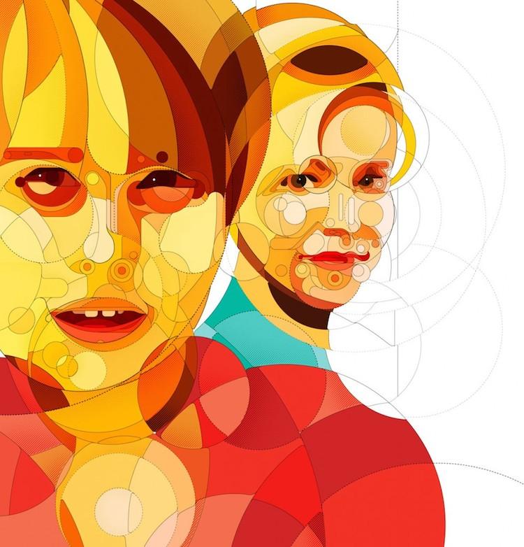 © Charles Williams   ilustración digital   diseño gráfico   Arte a un Click   A1CGalería