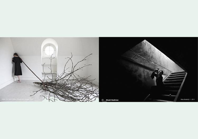 © Soledad Córdoba | Shadi Gadirian | Exposición 2016 - fotógrafas | arte a un click | A1CExpos