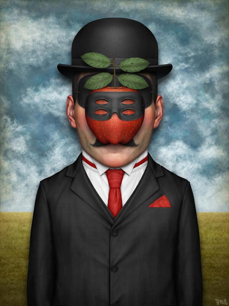© Gianluca Gambino aka Tenia   digital art   surrealismo   arte a un click   A1CArtes