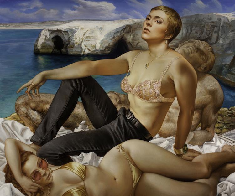 © Jamie Adams | pintura | realismo | Arte a un Click | A1CArtes