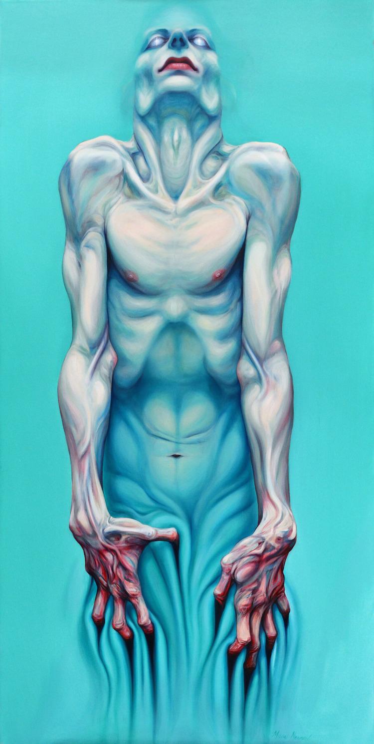 © Milan Nenezic | pintura | figuratiismo | Arte a un Click | A1CArtes