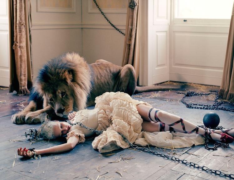 © Tim Walker |fotografía | fotografía de moda | fotomontaje | arte a un click | A1CArtes