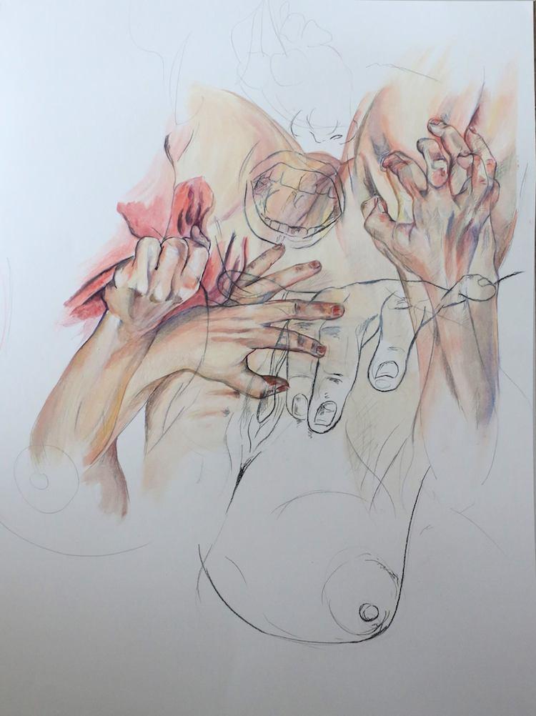 © Ana Beltrán | Menuda Galería | Lo deleitable | Exposición | Arte a un Click | A1CExpos