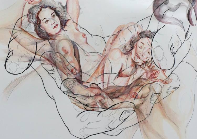 © Ana Beltrán   Menuda Galería   Lo deleitable   Exposición   Arte a un Click   A1CExpos