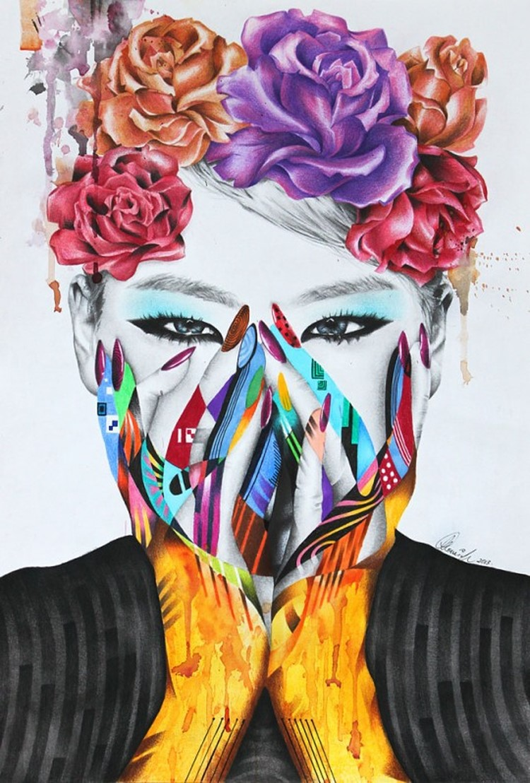 © Cool-Portraits-by-Monica-Sutrisna-9 www.arteaunclick.es