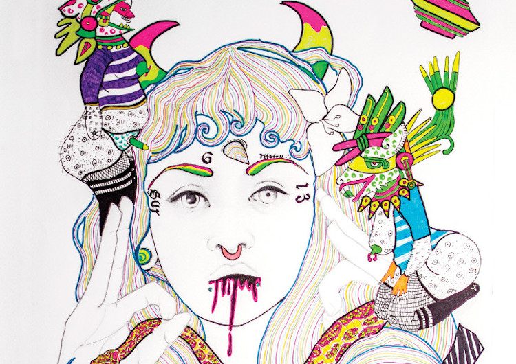Mipanocha Ruru | Swinton Gallery | Exposición | Arte a un click | A1CExpos
