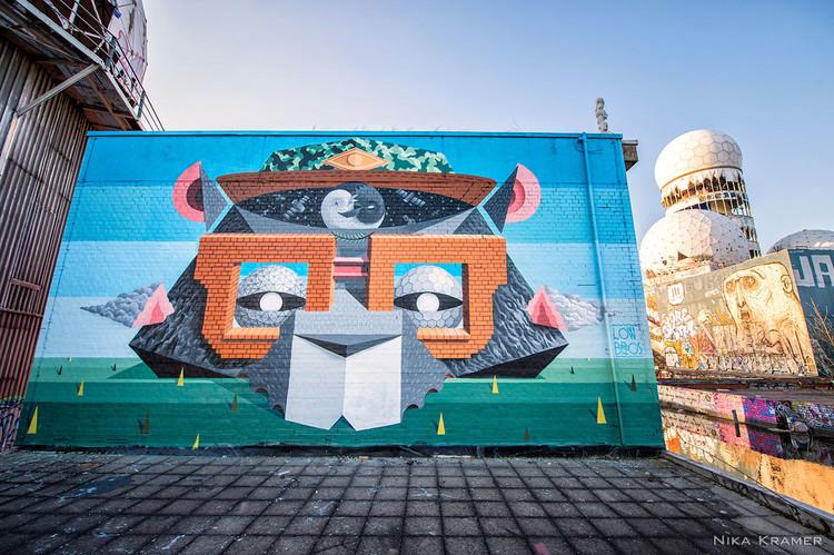 © Low Bros | Streetart | Arte a un Click | A1CArtes