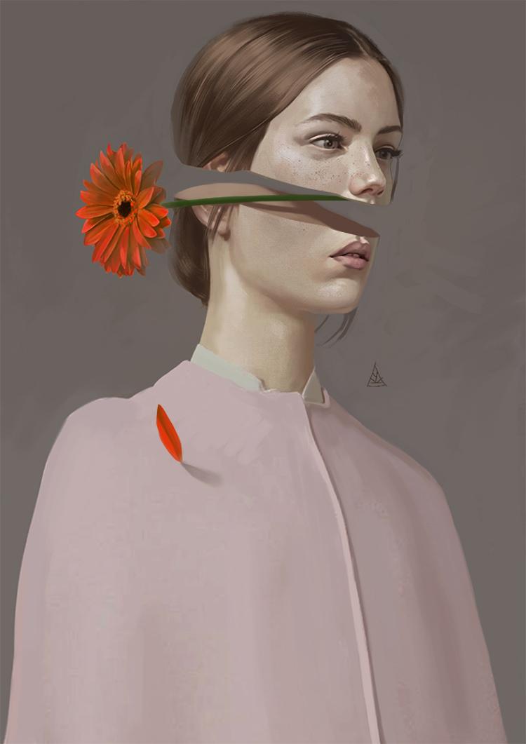 © Aykut Aydoğdu | ilustración digital | Arte a un Click | A1CArtes