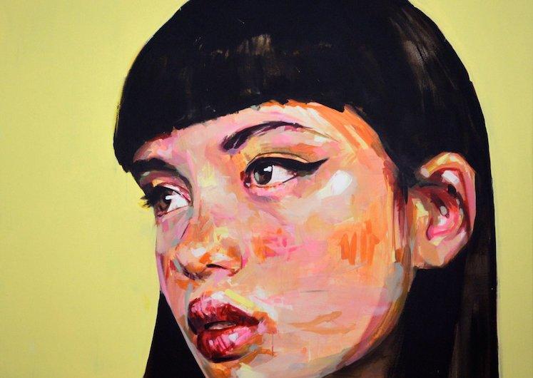 © Jose Ramón Lozano | Anhelos | Pintura | Galería Bat Alberto Cornejo|Arte a un click | A1CExpos