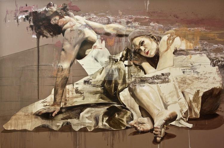 © Jessica Rimondi | pintura | figurativismo | Arte a un Click | A1CArtes
