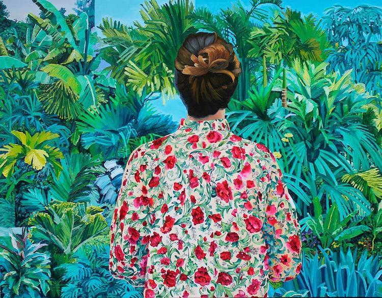© Alejandra Atarés | pintura | Arte a un Click |A1CArtes