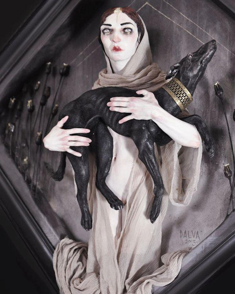 © Jessica Dalva | Escultura | Arte a un Click | A1CArtes