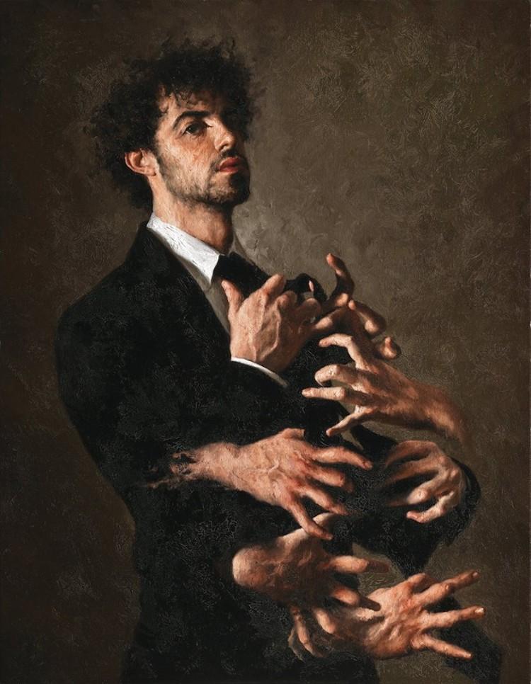 © Giovanni Gasparro | pintura |Arte a un Click | A1CArtes