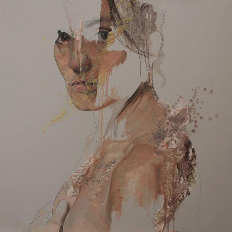 © Jessica Rimondi   pintura   figurativismo   Arte a un Click   A1CArtes