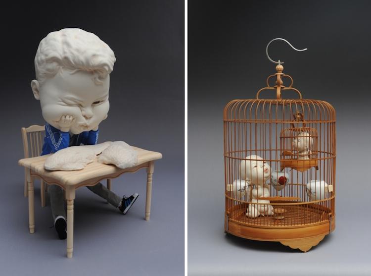 © Johnson Tsang | escultura |Arte a un Click | A1CArtes