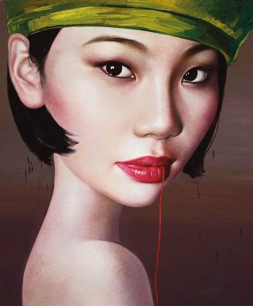 © Ling Jian | pintura | Arte a un click | A1CArtes