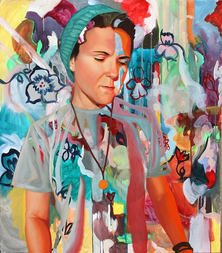 © Kim Leutwyler | Pintura | Arte a un Click | A1CArtes