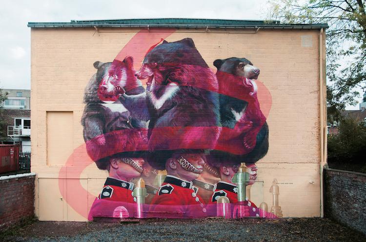 @ Telmo Miel | street art | Arte a un Click |A1CArtes