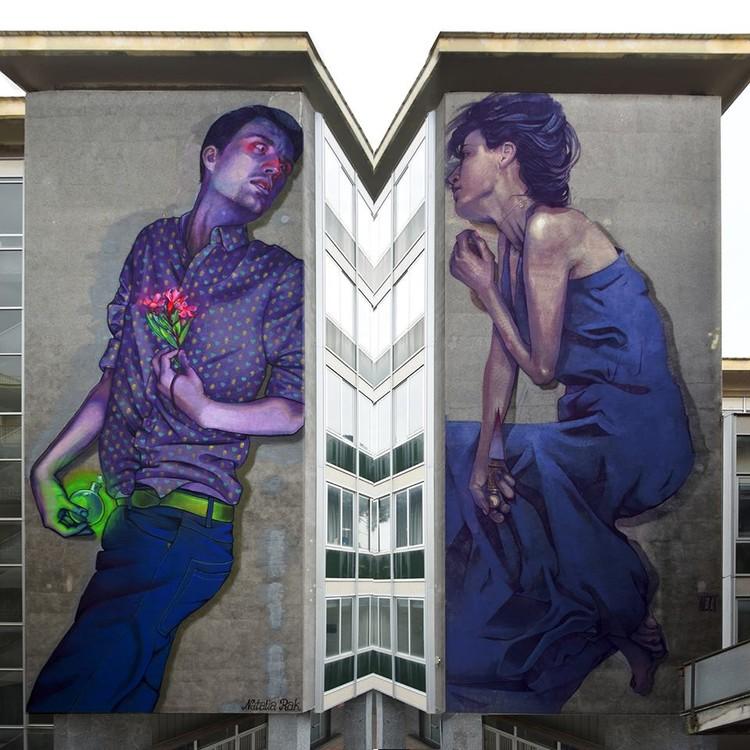 © Natalia Rak | Streetart | Arte a un Click | A1CArtes