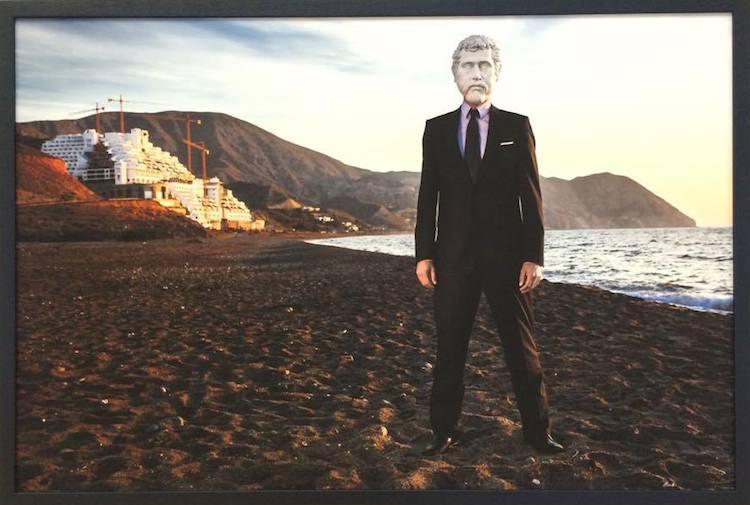 © Cyro García | Barefaced | ¿Quién es ese hombre? | TEA Tenerife | Arte a un Click |A1CExpos