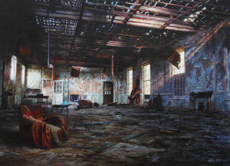 © Rick Garland | Pintura | Arte a un Click |A1CArtes