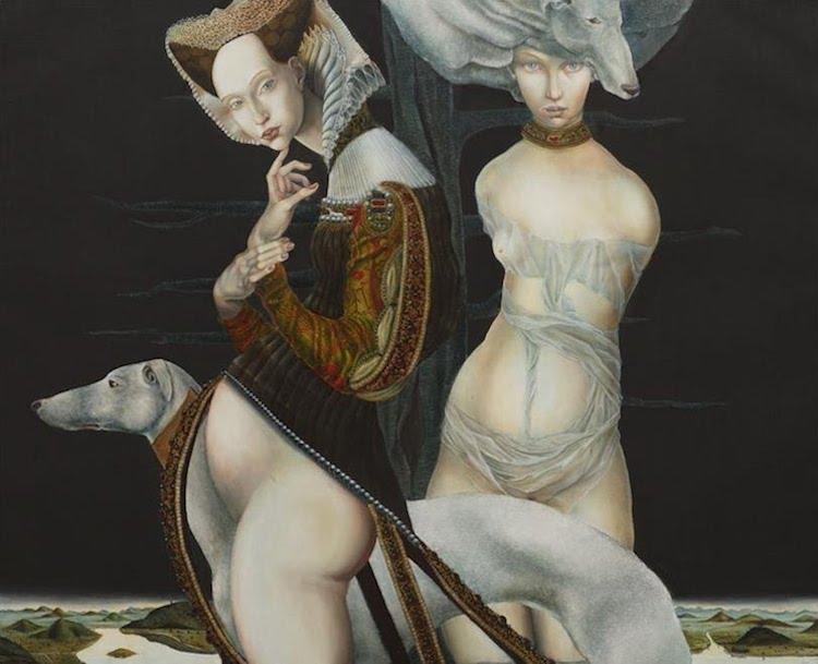 © Joanna Chrobak | Pintura | Arte a un Click | A1CArtes