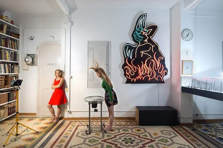 © Óscar Vázquez Chambó   Fotografía  Showroom   Arte a un Click   A1C