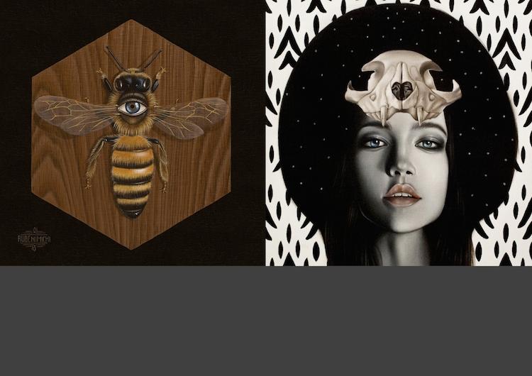 © Rubenimichi | © Seven Moods | Plastic Murs | exposición | Arte a un click | A1CArtes
