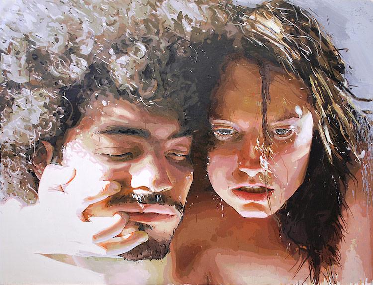 © Patrick Earl Hammie | pintura | Arte a un Click | A1CArtes