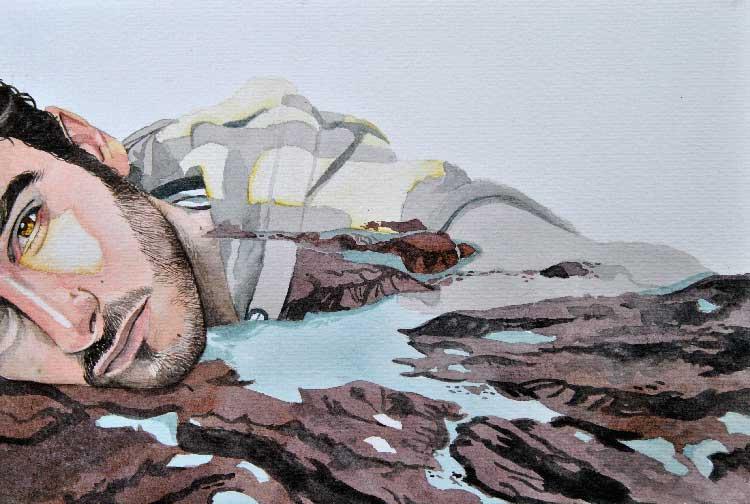 © Silvia Lermo | pintura | acuarela | Showroom | Arte a un Click | A1CShowroom
