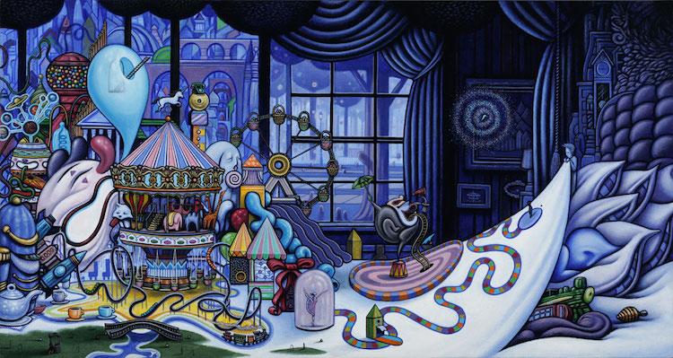 © Nathan Spoor | pintura | Arte a un Click | A1CArtes