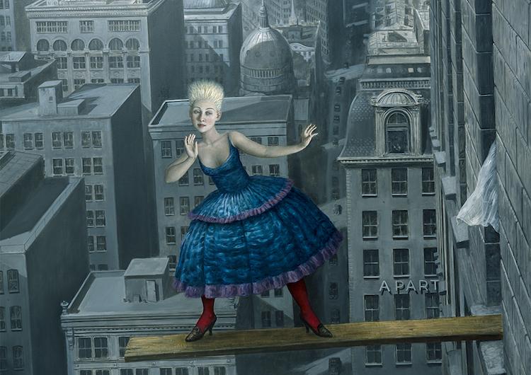 © Mike Worrall | pintura | Arte a un Click | A1CArtes