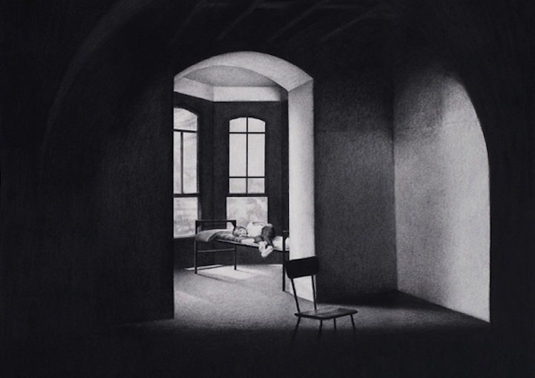 © Irene González | Galería Silvestre | Drawing Room | Arte a un Click
