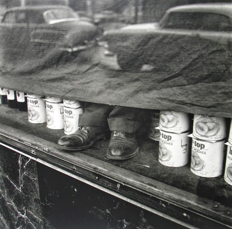 © Vivian Maier | VIVIAN MAIER. Street photographer | Fundación Canal Isabel II | Arte a un Click |A1CExpos
