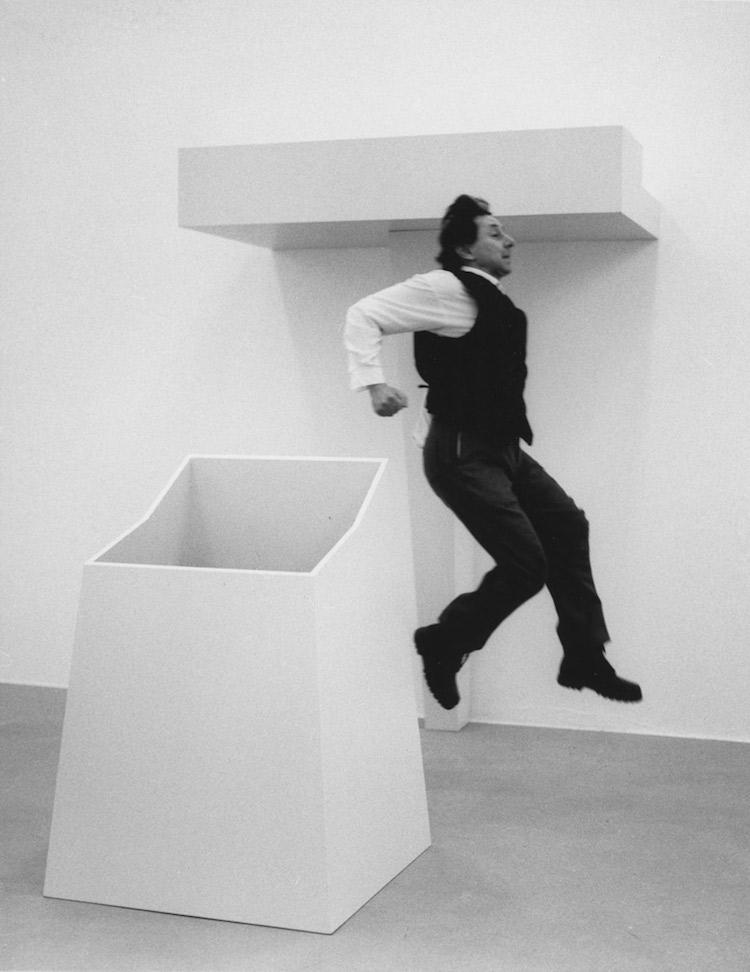 © David Lamelas | Intimidad Territorial de David Lamelas en la Galería Parra & Romero | Arte a un Click | A1CFerias