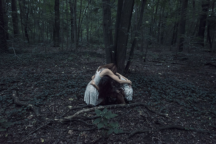 Irene Cruz © | Waldeinsamkeit | Fotografía | Arte a un click | A1CExpos