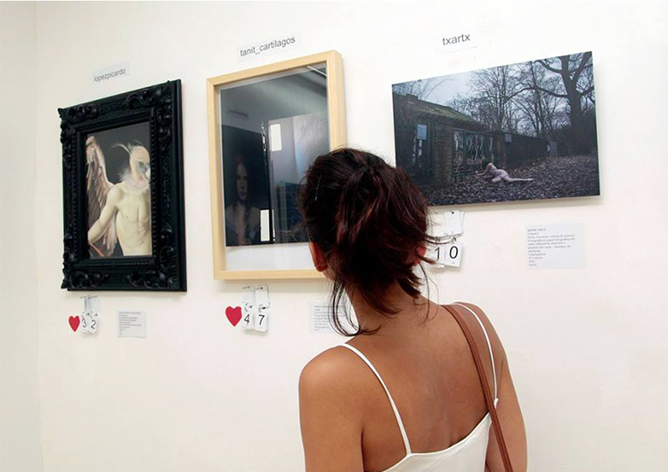 Hashtag | Colectiva | Galería Eucade |Arte a un Click | A1CExpos