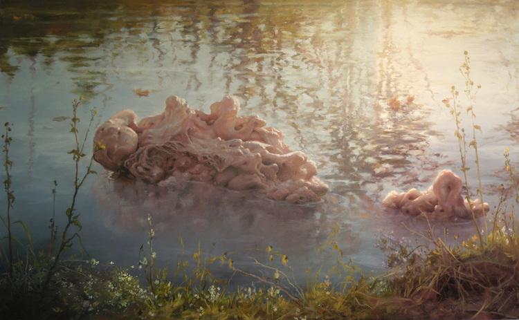 © Adrian Cox   pintura   Arte a un Click   A1CArtes