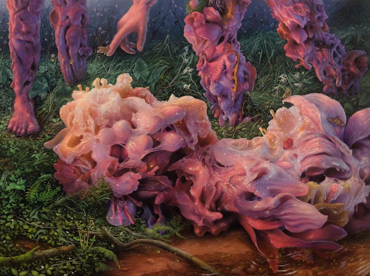 © Adrian Cox | pintura | Arte a un Click | A1CArtes