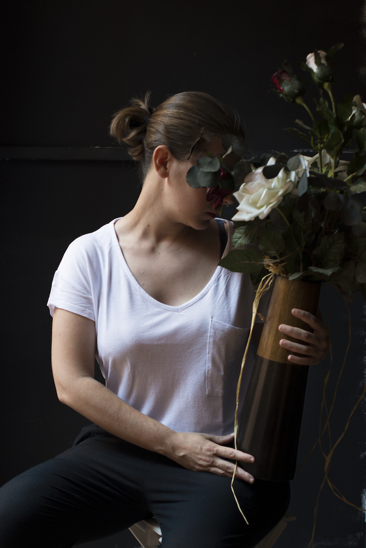 © Elena Gimeno Dones   Las Flores   Correspondencias creativas   Showroom   Arte a un Click   A1CShowroom