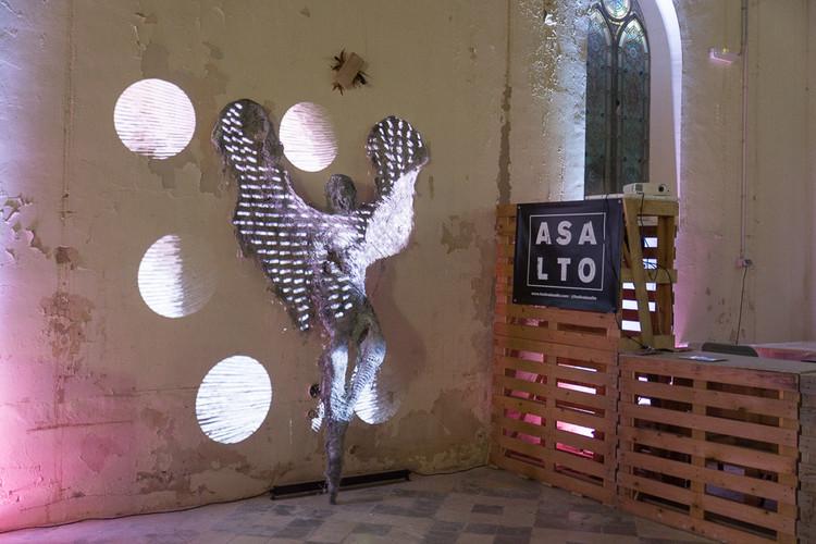 ©Festival Asalto | Streetart | Arte a un Click | A1CArtes