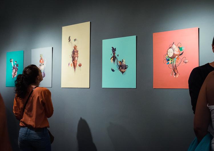 © Gabriel da Silva   Anfibológico   Galería La Isla   Arte a un Click   A1CExpos